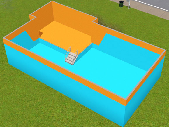 how to make a pond sims 4