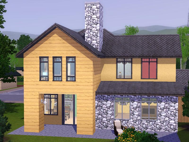 Sims 3 häuser ideen grundrisse  Häuservorstellung: simensions Immobilienportfolio - Sim Forum